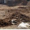 Sincar'da 9 adet toplu mezar bulundu