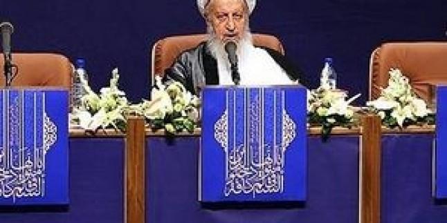 Ayetullah Mekarim Şirazi'den bazı bölge ülkelerine eleştiri