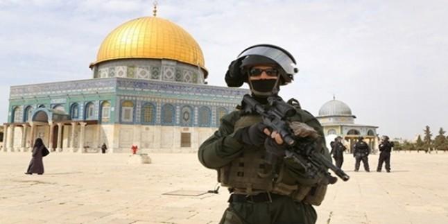 Filistin Evkaf Bakanlığı: Geçen Ay Mescid-i Aksa Ve Diğer Camilere 112 Saldırı Düzenlendi…