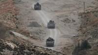 Lübnan Ordusu Teröristlerin Ra's Baalbak'e Sızma Girişimlerini Engelledi…