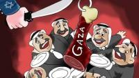 Karikatür: Siyonizmin Uşakları Gazze'nin Yok Olmasını İstiyor…