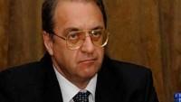 Rusya Dışişleri Bakan Yardımcısı Bogdanov Suriye'ye Gidiyor…