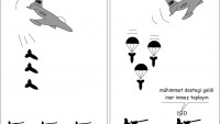 Karikatür: Sahte Düşmanlar…