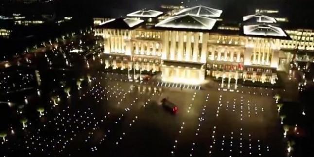 Halısı 400 Bin Avro Bardağı 1000 TL Nede Olsa Milletin Sarayı…