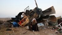 Siyonist İşgal Rejimi En-Arakib Köyünü 79. Kez Yıkarak Mazlum Halkı Barınaksız Bıraktı…