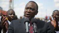 Kenya Devlet Başkanı Uhuru Kenyatta: Teröre Boyun Eğmeyeceğiz…