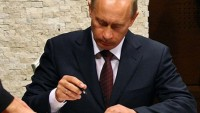 Putin Kırım'da Serbest Bölge Oluşturulmasını Öngören Yasayı İmzaladı…