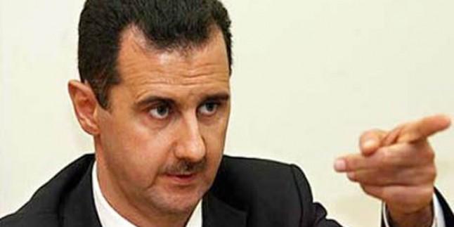 Suriye Cumhurbaşkanı Beşar Esad: IŞİD'i Amerika Kurdu…