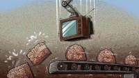Karikatür: Boşaltılmış Beyinler