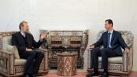 Esad: Suriye teröristlerle mücadelesini İran'a borçludur