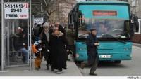 Hizmet Yine Lafta Kaldı! 65 Yaş Ve Üzeri Vatandaş Otobüse Alınmıyor!!