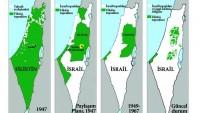 2014 Sonu Filistin Nüfus İstatistikleri