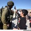 Korsan İsrail 2014'de Toplam 1226 Filistinli Çocuğu Gözaltına Aldı…