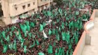 Hamas'ın 27. Kuruluş Yılı Kutlamaları Tüm Engellemelere Rağmen Devam Ediyor…