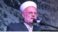 İkrime Sabri'den Filistinlilere çağrı