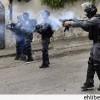 Siyonist Zalim İşgal Güçleri Gazze'de Ambargoya Karşı Düzenlenen Eyleme Katılanlara Ateş Açtı…
