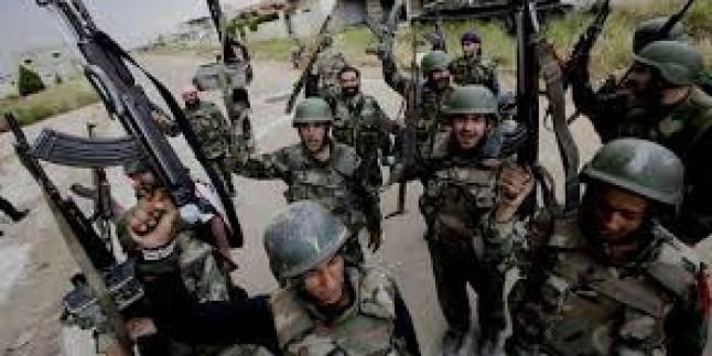 Suriye Ordusunun Terör Örgütleriyle Mücadelesi Sürüyor