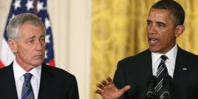 Hagel'in istifasının nedeni :Obama'nın tutarsız siyaseti