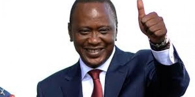 Kenya Devlet Başkanı'nın Yargılandığı Dava Düştü…