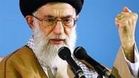 İmam Ali Hamaney: ABD Hükümeti İnsanlığa Karşı Tiranlığın Sembolüdür…