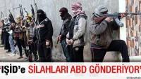 ABD IŞİD'e Cephanelik İndirdi…