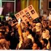 Katif'te hükümet karşıtı gösteri
