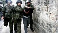 Siyonist İşgal Güçleri Bu Sabah 24 Filistinliyi Tutukladı…