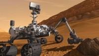 Mars'ta metan gazı bulundu