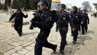 Korsan İsrail Kudüs'te Polis Sayısını Artırıyor…