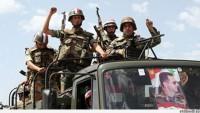Deyr ez-Zor'da Yüzlerce Gönüllü Genç Suriye Ordusuna Katıldı…