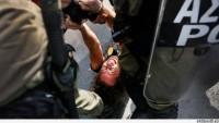 Atina Ve Selanik Merkezli Düzenlenen Protesto Gösterilerinde 296 Kişi Gözaltına Alındı…