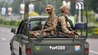 Pakistan'da Çatışma: 13 Ölü