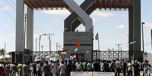 Güvenlik bahanesini öne süren Mısır, Gazze Sınırına İnşa Edilecek Tampon Bölge İçin Rafah'ı Tamamen Yıkacak