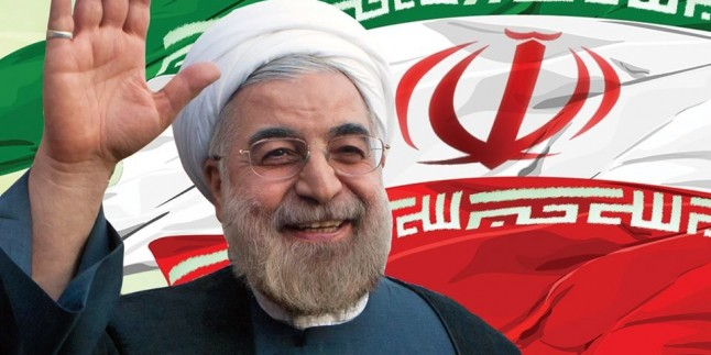 Cumhurbaşkanı Ruhani:Dünya İran'ın silahının mantık olduğunu anladı