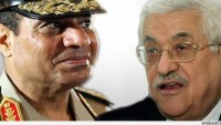 Abbas'tan Sisi'ye tam destek