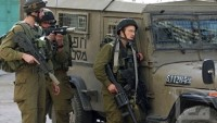 Siyonist İşgalciler Bu Sabah Filistinlilerin Tarım Araçlarını Gasp Etti…