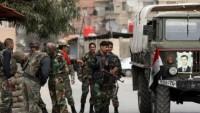 Suriye Ordusu, Halep Kırsalı El Mellah Çiftlikleri Çevresinde Çok Sayıda Teröristi Öldürdü.