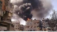 Rusya: Suriye'de tekfirciler zehirli madde kullandı