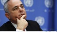 Korsan İsrail istihbarat bakanı: Filistin'in bağımsızlığı İsrail için toplu intihar olur