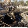 Bağdat'taki patlamalarda 3 kişi öldü, 11 kişi yaralandı