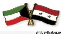 Suriye Kuveyt Büyükelçiliğini Yeniden Açtı…