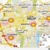 Halep'in Al Ameriye mahallesine teröristlerin sızma girişimi çökertildi