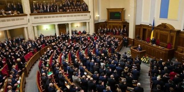 Ukrayna'da Yeni Kabine Parlamentodan Onay Aldı…