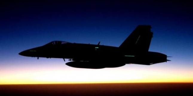 Libya'da Hafter Güçleri Askeri Üssü Bombaladı…