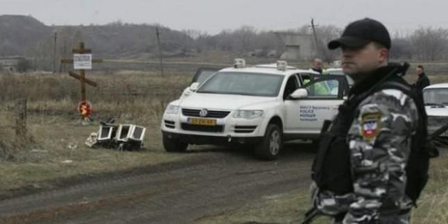 Donetsk'te Kamyon ve Otobüs Çarpıştı: 12 ölü…