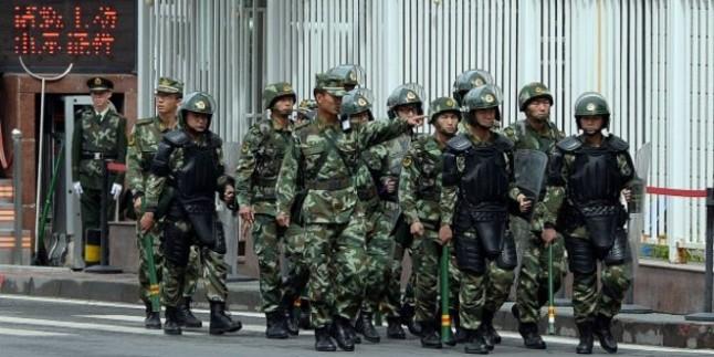 Çin Polisi Sincan'da 6 Kişiyi Öldürdü…