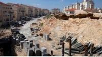 2014 Yılında Batı Şeria'ya 15 Bin Yahudi Yerleşimci Taşındı…
