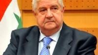 Suriye Dışişleri Bakanı, BM'nin Suriye Özel Temsilcisi'ni kabul etti