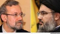 Laricani, Seyyid Hasan Nasrullah'a Başsağlığı Mesajı Gönderdi…