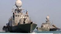 İran Donanması ABD savaş gemilerini uyardı